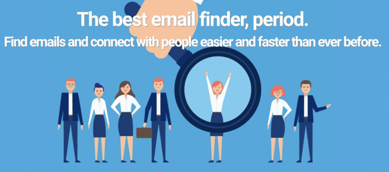 """Find almost anyone's email with """"The Reach"""""""