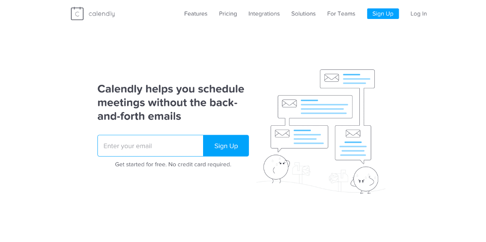 calendly online scheduling